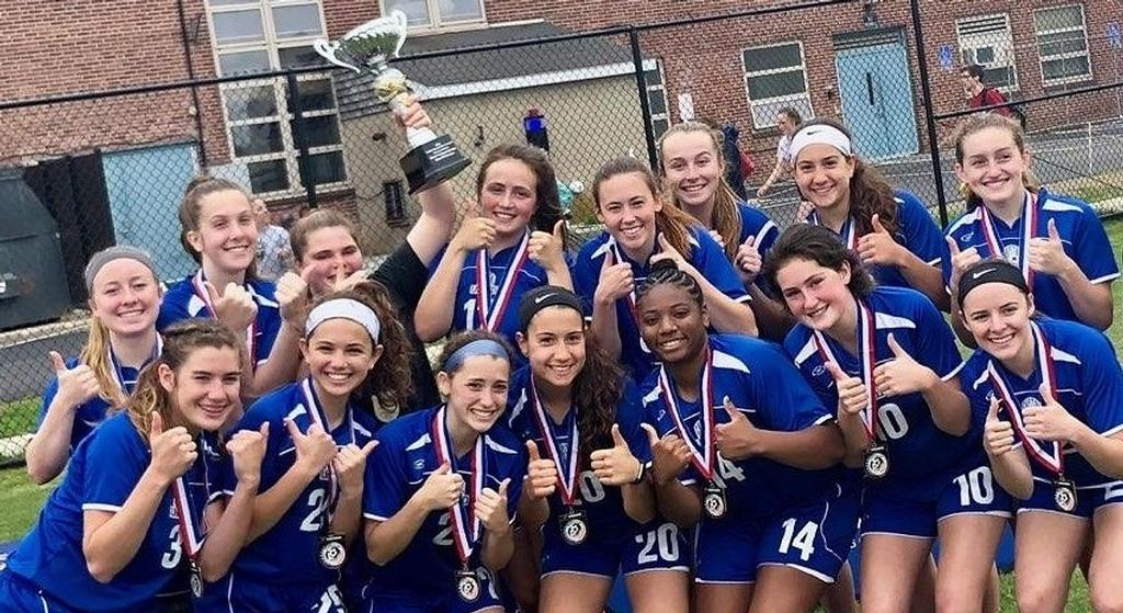 Capital United Blue Force are Champions of FC Boston Showcase!